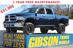Used 2018 Ram 1500 SLT Crew Cab SLT 4x4 Crew Cab 57 Box for Sale near Tampa, FL, at Gibson Truck World