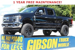 New 2019 Ford F-250 Lariat Crew Cab LARIAT 4WD Crew Cab 6.75 Box for Sale in Sanford, FL, at Gibson Truck World