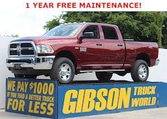 Used 2018 Ram 2500 Crew Cab Tradesman 4x4 Crew Cab 64 Box for Sale near Tampa, FL, at Gibson Truck World