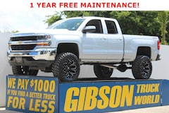 New 2019 Chevrolet Silverado 1500 LD LT 4WD Double Cab LT w/1LT for Sale in Sanford, FL, at Gibson Truck World