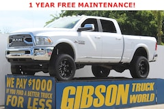 New 2017 Ram 2500 Limited Crew Cab Limited 4x4 Crew Cab 64 Box for Sale in Sanford, FL, at Gibson Truck World