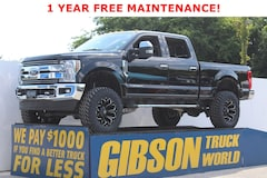 New 2019 Ford F-250 Lariat Crew Cab Truck Crew Cab for Sale in Sanford, FL, at Gibson Truck World