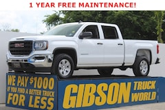New 2018 GMC Sierra 1500 Crew Cab 4WD Crew Cab 143.5 for Sale near Daytona, FL, at Gibson Truck World