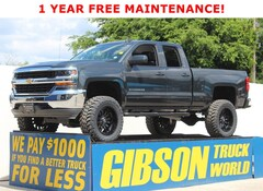 New 2019 Chevrolet Silverado 1500 LD LT Leather Truck Double Cab for Sale in Sanford, FL, at Gibson Truck World