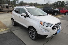 New 2018 Ford EcoSport Titanium Crossover in Albertville