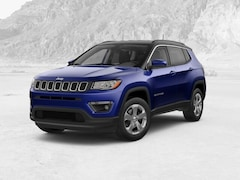 New 2018 Jeep Compass LATITUDE FWD Sport Utility Sand Creek