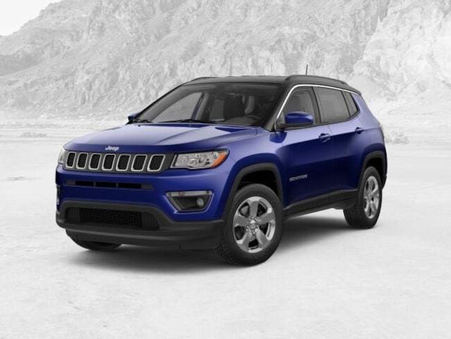 New 2018 Jeep Compass LATITUDE FWD Sport Utility For Sale Sand Creek, WI