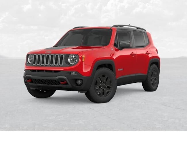 New 2018 Jeep Renegade TRAILHAWK 4X4 Sport Utility For Sale Sand Creek, WI