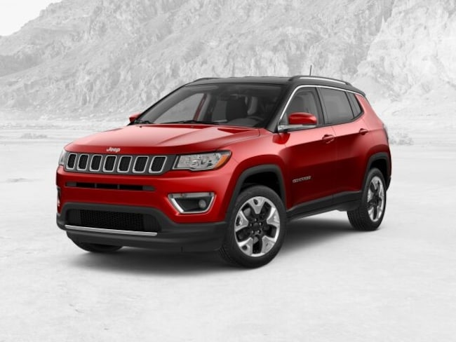 New 2018 Jeep Compass LIMITED 4X4 Sport Utility For Sale Sand Creek, WI