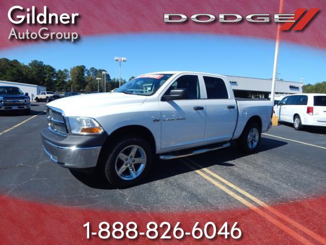 2011 Dodge RAM Truck Crew Cab