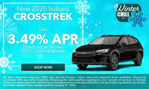 January 2020 Crosstrek Special
