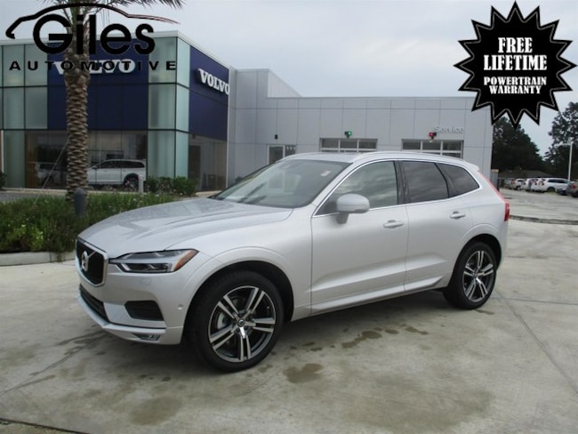 New 2019 Volvo XC60 T5 Momentum SUV For Sale/Lease Lafayette, LA