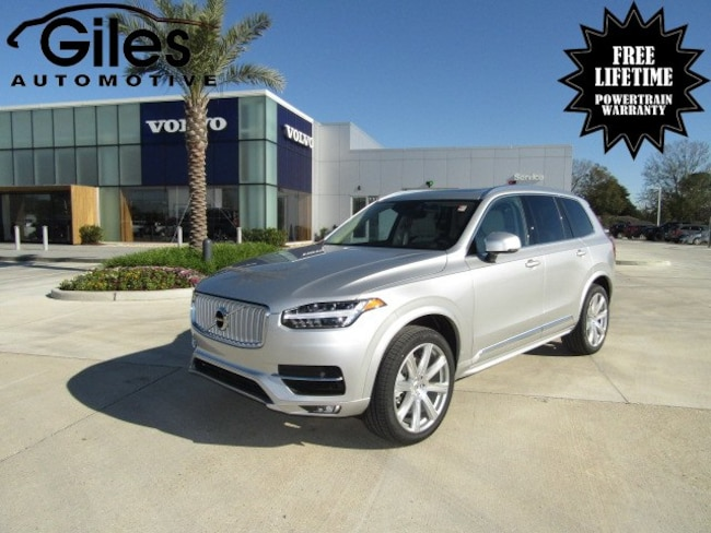 New 2019 Volvo XC90 T6 Inscription SUV For Sale/Lease Lafayette, LA