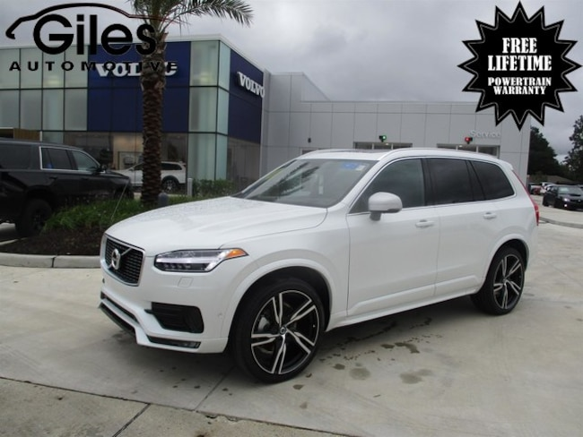 New 2019 Volvo XC90 T6 R-Design SUV For Sale/Lease Lafayette, LA