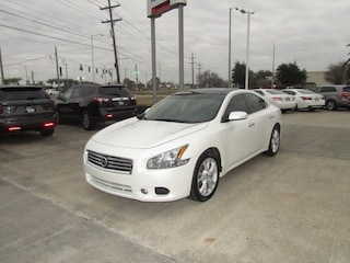 used 2014 Nissan Maxima 3.5 SV Sedan in Lafayette