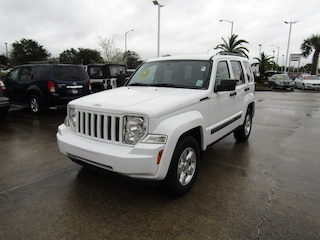 used 2012 Jeep Liberty Sport SUV in Lafayette