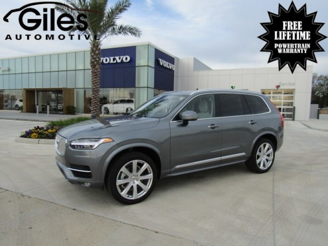New 2019 Volvo XC90 T6 Inscription SUV For Sale/Lease Lafayette, LA