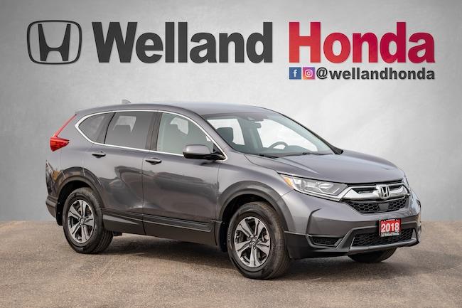 2018 Honda CR-V LX AWD - NO ACCIDENTS | ONE OWNER SUV