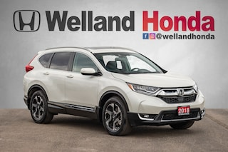 2018 Honda CR-V Touring - NO ACCIDENTS | ONE OWNER SUV
