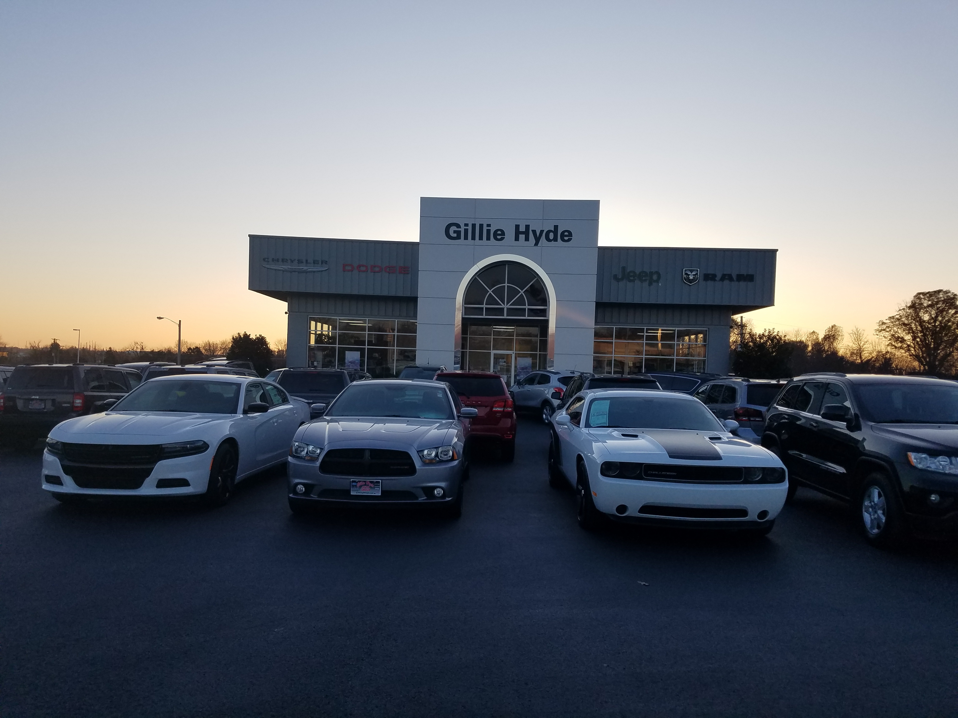 Gillie Hyde Glasgow Ky >> Directions to Our Dealerships - Gillie Hyde Auto in Glasgow, KY
