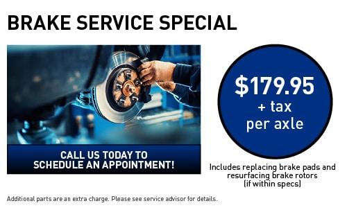 Auto Service Specials - Gillie Hyde Dodge Chrysler Jeep Ram