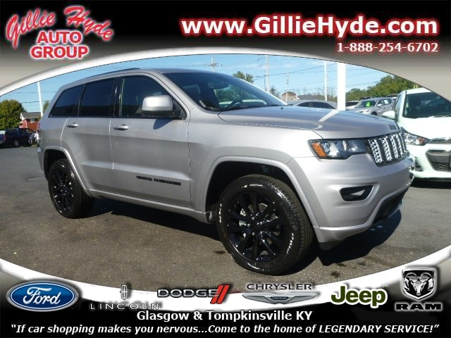 2019 Jeep Grand Cherokee ALTITUDE 4X4 SUV 1C4RJFAGXKC554263
