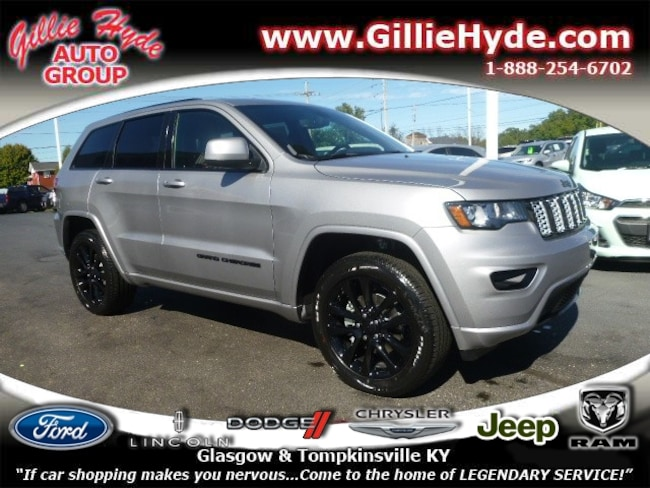 New Inventory Gillie Hyde Chrysler Dodge Jeep Ram In Glasgow Ky