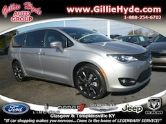 New 2019 Chrysler Pacifica Touring PLUS S Minivan 19511 for sale in Glasgow, KY