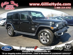 New 2019 Jeep Wrangler UNLIMITED SAHARA 4X4 SUV 19J52 for sale in Glasgow, KY