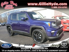New 2019 Jeep Renegade ALTITUDE 4X2 SUV 19J33 for sale in Glasgow, KY