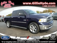 Used Vehicles for sale  2016 Ram 1500 Big Horn Truck Crew Cab 1C6RR6LT7GS242263 in Glasgow, KY