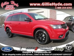 New 2019 Dodge Journey SE Blacktop SUV 3C4PDCBB2KT687071 for sale in Glasgow, KY