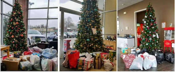 Angel Tree Glasgow For Presents And Christmas Dinner 2020 Barren County / Glasgow Salvation Army Angel Trees | Gillie Hyde