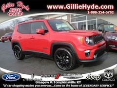 New 2019 Jeep Renegade ALTITUDE 4X2 SUV 19J40 for sale in Glasgow, KY