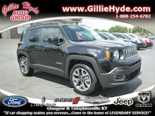 2018 Jeep Renegade LATITUDE 4X2 SUV