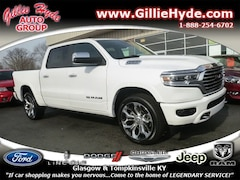 New 2019 Ram 1500 LARAMIE LONGHORN CREW CAB 4x4 Crew Cab 19516 for sale in Glasgow, KY