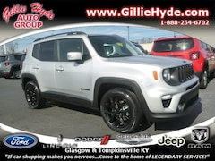 New 2019 Jeep Renegade ALTITUDE 4X2 SUV 19J49 for sale in Glasgow, KY