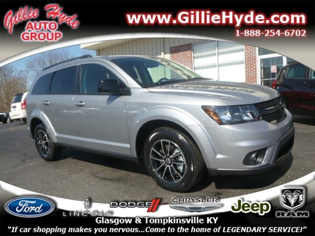 New 2019 Dodge Journey SE Blacktop SUV 3C4PDCBB0KT718706 in Glasgow, KY