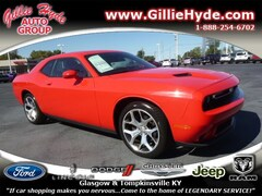 Used Vehicles for sale  2016 Dodge Challenger SXT Plus Coupe 2C3CDZAG1GH290342 in Glasgow, KY