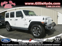 New 2019 Jeep Wrangler UNLIMITED SAHARA 4X4 SUV 1C4HJXEG8KW568981 for sale in Glasgow, KY