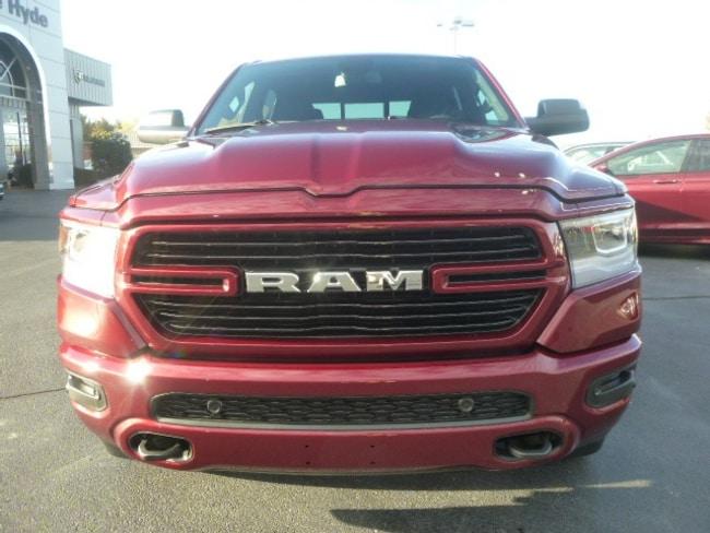 Gillie Hyde Glasgow Ky >> New 2019 Ram All-New 1500 For Sale at Gillie Hyde Dodge Chrysler Jeep Ram   VIN: 1C6SRFFT9KN688158
