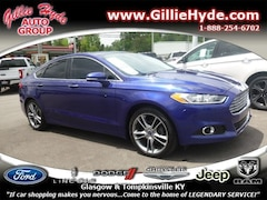 Used Vehicles for sale  2016 Ford Fusion Titanium w/Ecoboost Sedan 3FA6P0K98GR238874 in Glasgow, KY
