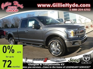 2019 Ford F-150 XLT 4x4 w/EcoBoost Truck SuperCab Styleside