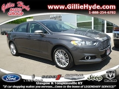 Used Vehicles for sale  2016 Ford Fusion SE AWD w/Ecoboost Sedan 3FA6P0T90GR230881 in Glasgow, KY