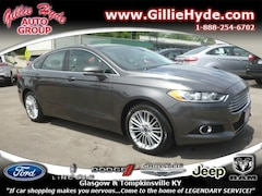 Used Vehicles for sale  2016 Ford Fusion SE Luxury AWD w/Ecoboost Sedan 3FA6P0T91GR373838 in Glasgow, KY