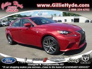 2015 LEXUS IS 250 F-Sport AWD Sedan JTHCF1D27F5022942