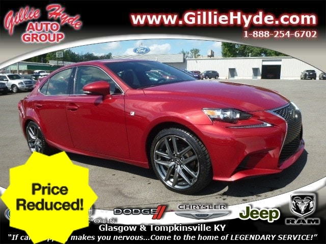 2015 LEXUS IS 250 F-Sport AWD Sedan
