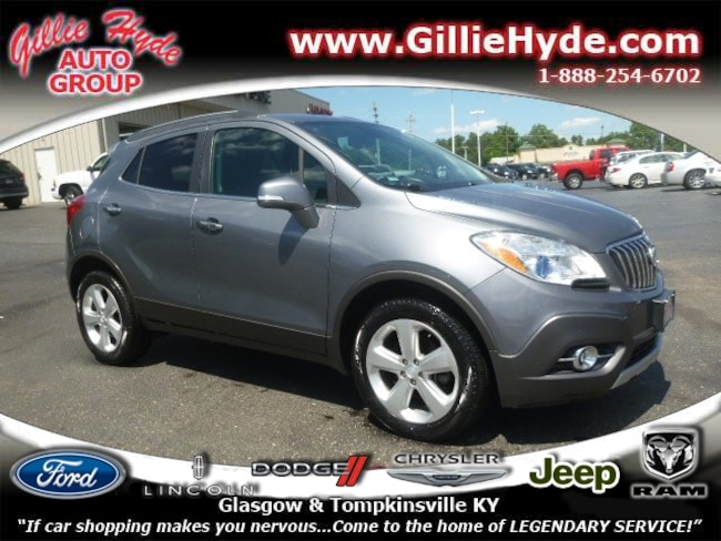Used 2015 Buick Encore Convenience AWD SUV Glasgow, KY