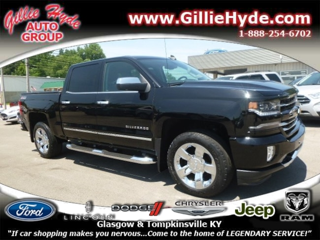 Used 2016 Chevrolet Silverado 1500 For Sale at Gillie Hyde