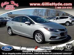 Used Vehicles for sale  2017 Chevrolet Cruze LT Sedan 1G1BE5SM5H7158255 in Glasgow, KY